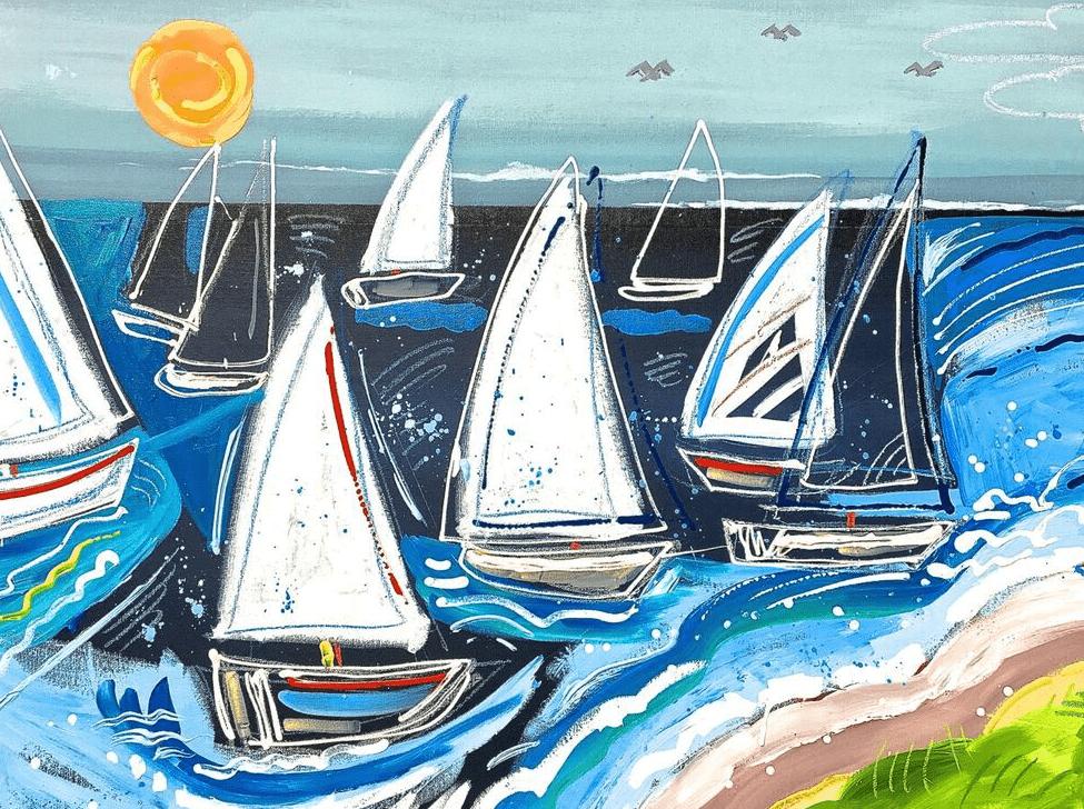 Sail on Shore