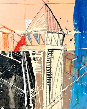Manhattan Abstract