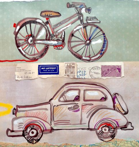Bike & Vintage Auto
