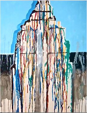 Empire State Pop Art