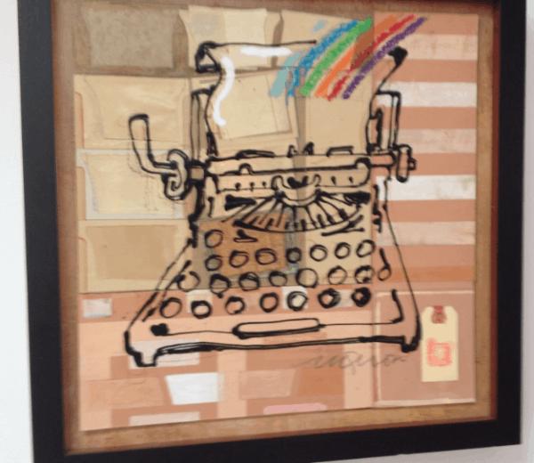 Typewriter Patchwork