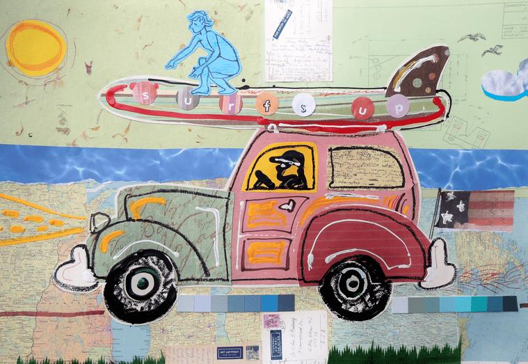 Surf Woody