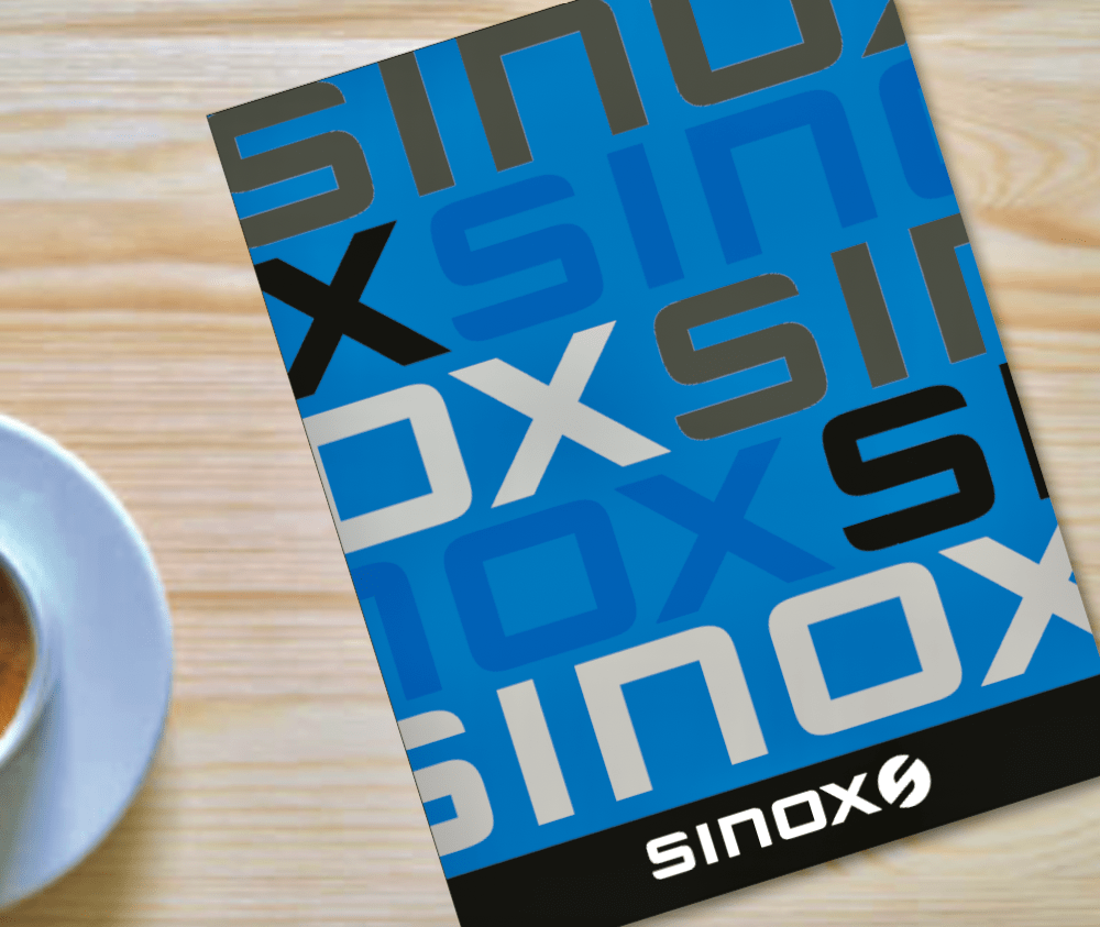 Sinox Print Collateral