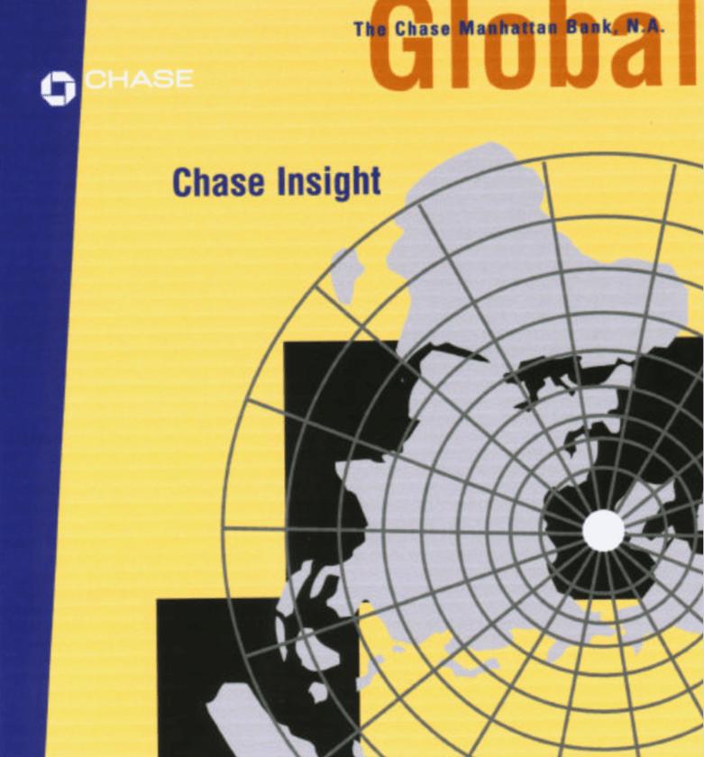 Bank Brochure Cover