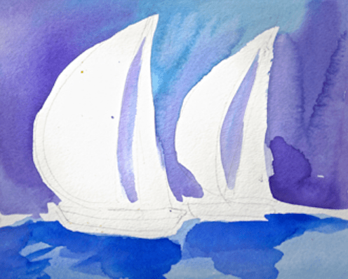 Sail Out to Sea