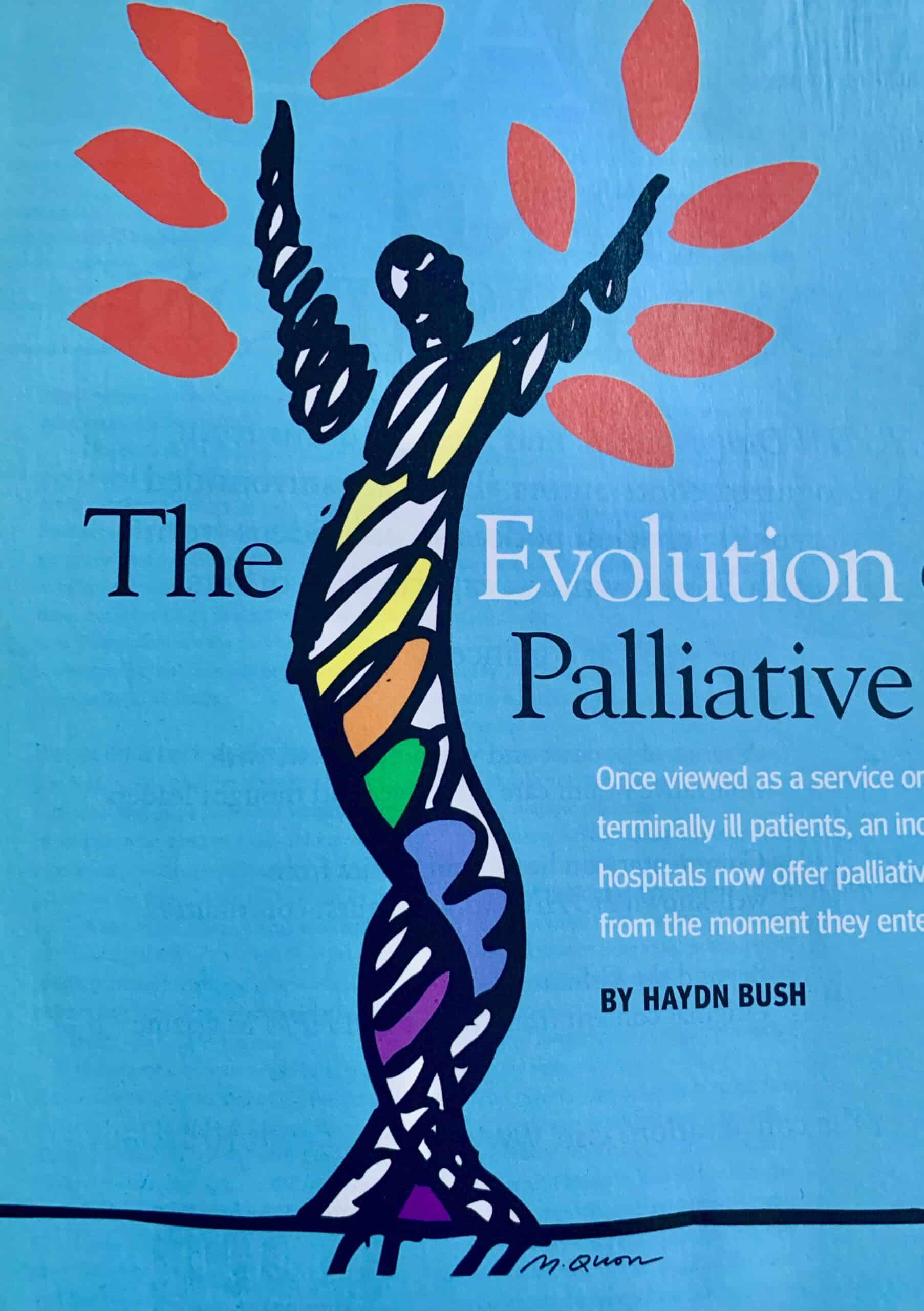 Magazine Editorial Illustration