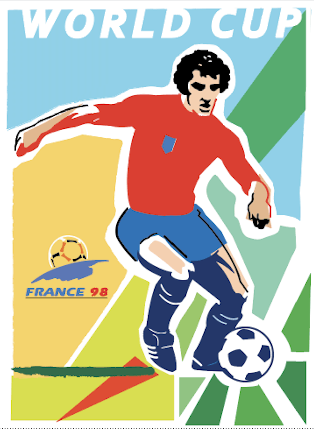 World Cup Soccer Graphics