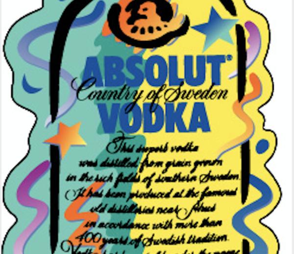 Absolut Vodka Signage
