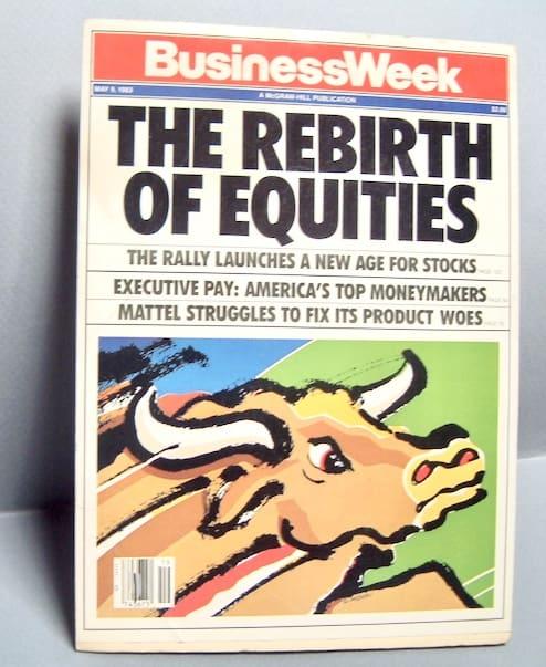 BusinessWeek Magazine Cover